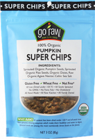 Grocery - Chips - Go Raw - Go Raw Pumpkin Super Chips 3 oz (6 Pack)