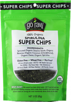 Grocery - Chips - Go Raw - Go Raw Spirulina Super Chips 3 oz (6 Pack)
