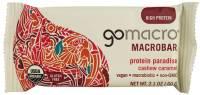GoMacro - GoMacro Macrobar - Cashew Caramel 2.1 oz (15 Pack)