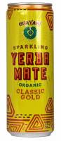Grocery - Beverages - Guayaki - Guayaki Sparkling Yerba Mate - Classic Gold 12 oz (12 Pack)