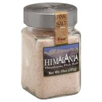 Grocery - Salt - Himalania - Himalania Fine Pink Finishing Salt 10 oz (6 Pack)