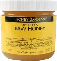 Grocery - Sweeteners & Sugar Substitutes  - Honey Gardens Apiaries - Honey Gardens Apiaries Raw Northern Honey 1lb. (4 Pack)