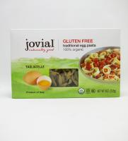 Gluten Free - Grains - Jovial - Jovial Pasta Brown Rice Egg Tagliatelle 9 oz (12 Pack)