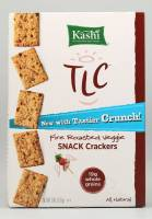 Grocery - Crackers - Kashi - Kashi Fire Roasted Veggie TLC Crackers 9 oz (12 Pack)