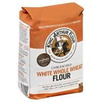Grocery - Flour - King Arthur - King Arthur Multi-Purpose White Whole Wheat Flour 5 lbs (8 Pack)