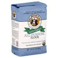 Grocery - Flour - King Arthur - King Arthur Organic Artisan All-Purpose Flour 2 lbs (12 Pack)