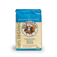 Grocery - Flour - King Arthur - King Arthur Organic Bread Flour 5 lbs (6 Pack)