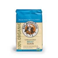 King Arthur - King Arthur Organic Bread Flour 5 lbs (6 Pack)
