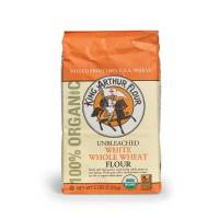Grocery - Flour - King Arthur - King Arthur Organic White Whole Wheat Flour 5 lbs (6 Pack)