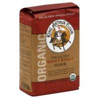 Grocery - Flour - King Arthur - King Arthur Organic Whole Wheat Flour 2 lbs (12 Pack)