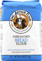 Grocery - Flour - King Arthur - King Arthur Unbleached Flour for Machine 5 lbs (8 Pack)