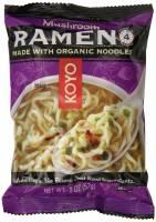 Koyo - Koyo Mushroom Ramen 2 oz (12 Pack)