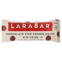 Larabar - Larabar Chocolate Chip Cookie Dough Bar 1.6 oz (16 Pack)