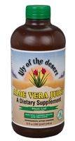 Grocery - Beverages - Lily Of The Desert - Lily Of The Desert Aloe Vera Juice Whole Leaf 32 oz