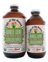 Grocery - Beverages - Lily Of The Desert - Lily Of The Desert Aloe Vera Juice Whole Leaf Concentrate 16 oz