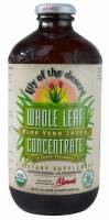 Grocery - Beverages - Lily Of The Desert - Lily Of The Desert Aloe Vera Juice Whole Leaf Concentrate 32 oz