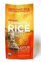 Gluten Free - Grains - Lotus Foods - Lotus Foods Organic Carnoroli Rice 15 oz (6 Pack)