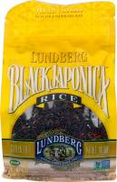 Lundberg Farms - Lundberg Farms Black Japonica Rice Blend 1 lb (6 Pack)