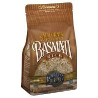 Vegan - Grains - Lundberg Farms - Lundberg Farms Eco Farmed California Brown Basmati Rice (6 Pack)