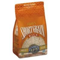 Vegan - Grains - Lundberg Farms - Lundberg Farms Eco Friendly Short Brown Rice (6 Pack)