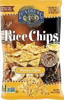Grocery - Chips - Lundberg Farms - Lundberg Farms Honey Dijon Rice Chips 6 oz (6 Pack)