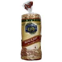 Lundberg Farms Honey Nut Rice Cakes 9.5 oz (6 Pack)