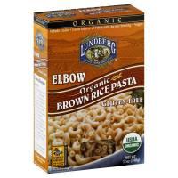 Lundberg Farms - Lundberg Farms Organic Brown Rice Elbow Pasta 12 oz (6 Pack)