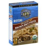 Vegan - Grains - Lundberg Farms - Lundberg Farms Organic Brown Rice Rotini Pasta (6 Pack)