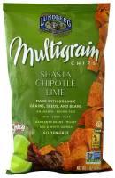 Grocery - Chips - Lundberg Farms - Lundberg Farms Organic Chipotle Lemon MultiGrain Chips (6 Pack)