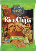 Grocery - Chips - Lundberg Farms - Lundberg Farms Organic Fiesta Lime Rice Chips 1.5 oz (6 Pack)