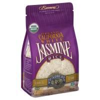 Vegan - Grains - Lundberg Farms - Lundberg Farms Organic Jasmine White Rice (6 Pack)