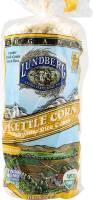 Lundberg Farms Organic Kettle Brown Rice Cakes 10 oz (6 Pack)