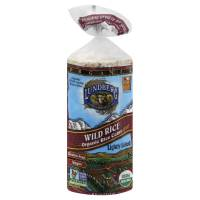 Grocery - Rice Cakes - Lundberg Farms - Lundberg Farms Organic Salted Wild Rice Cakes 6 oz (6 Pack)
