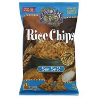 Grocery - Chips - Lundberg Farms - Lundberg Farms Organic Sea Salt Rice Chips 6 oz (6 Pack)