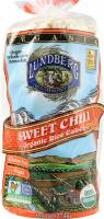Grocery - Rice Cakes - Lundberg Farms - Lundberg Farms Organic Sweet Chili Brown Rice Cakes 9.6 oz (6 Pack)