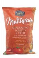 Grocery - Chips - Lundberg Farms - Lundberg Farms Organic Tomato Herb MultiGrain Chips 6 oz (6 Pack)