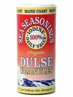 Grocery - Sea Vegetables - Maine Coast - Maine Coast Organic Dulse Granule Seasoning 1.5 oz (6 Pack)