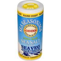 Grocery - Sea Vegetables - Maine Coast - Maine Coast Sea Salt With Sea Vegetable Seasoning 1.5 oz