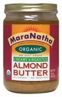 Grocery - Nuts & Seed Butters - Maranatha Natural Foods - Maranatha Natural Foods No Salt Almond Butter oz - Roasted Creamy (6 Pack)