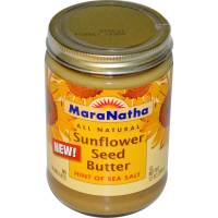 Grocery - Nuts & Seed Butters - Maranatha Natural Foods - Maranatha Natural Foods Sunflower Seed Butter 12 oz (6 Pack)