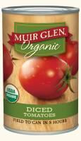 Muir Glen Organic Diced Tomatoes 14.5 oz (12 Pack)