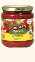 Grocery - Salsa - Muir Glen - Muir Glen Organic Medium Salsa 16 oz (12 Pack)