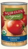 Muir Glen Organic Tomato Sauce 15 oz - Regular (12 Pack)