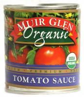 Muir Glen Organic Tomato Sauce 8 oz - Regular (24 Pack)