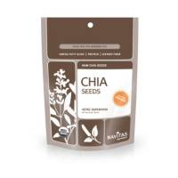 Vegan - Nuts & Seeds - Navitas Naturals - Navitas Naturals Chia Seeds 8 oz