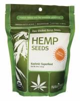 Vegan - Nuts & Seeds - Navitas Naturals - Navitas Naturals Hemp Seeds 8 oz