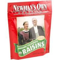 Newman's Own Organics - Newman's Own Organics Organic Raisins Bag (12 Pack)