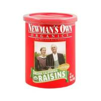 Newman's Own Organics - Newman's Own Organics Organic Raisins Canister (12 Pack)
