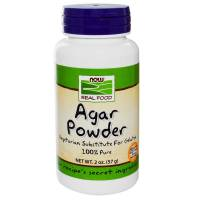 Grocery - Baking Mixes & Extracts - Now Foods - Now Foods Agar Powder 2 oz
