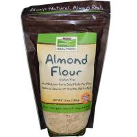 Grocery - Baking Mixes & Extracts - Now Foods - Now Foods Almond Flour 10 oz